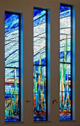 New Stained Glass Window #4,Resurrection Catholic Church,Rochester,MN