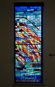 New Stained Glass Window #6,Resurrection Catholic Church,Rochester,MN