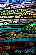 New Stained Glass Window #7,Resurrection Catholic Church,Rochester,MN