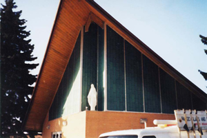 Our Lady of Grace Church,Minot,SD